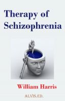 Cover for 'Therapy of Schizophrenia'