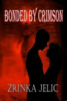 Cover for 'Bonded by Crimson'
