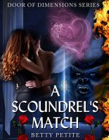 Cover for 'A Scoundrel's Match'