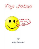 Cover for 'Top Jokes'