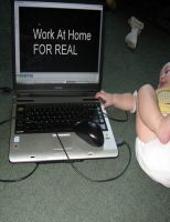 Cover for 'Work At Home: FOR REAL'