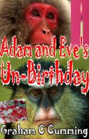 Cover for 'Adam and Eve's Un-Birthday!'