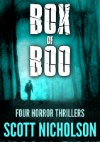 Cover for 'Box of Boo: Four Horror Thrillers'