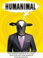 Cover for 'Humanimal'