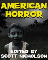Cover for 'American Horror'