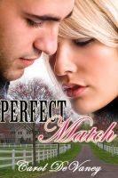 Cover for 'Perfect Match'