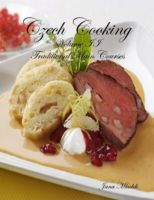 Cover for 'Czech Cooking Traditional Main Courses'