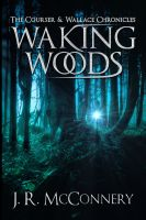 Cover for 'Waking Woods'