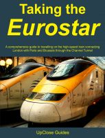 Cover for 'Taking the Eurostar'