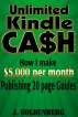 Kindle Unlimited Cash | How I make $5,000 per month publishing 20 page guides by Elizabeth McNew