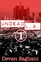 Cover for 'Undead L.A. 1'