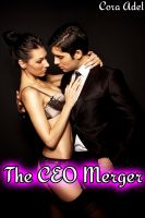 Cover for 'The CEO Merger (Billionaire Breeding Gangbang)'