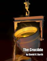 Cover for 'The Crucible'