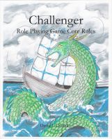 Cover for 'Challenger: Roleplaying Game Core Rules'
