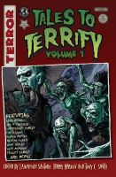 Cover for 'Tales To Terrify Vol 1'