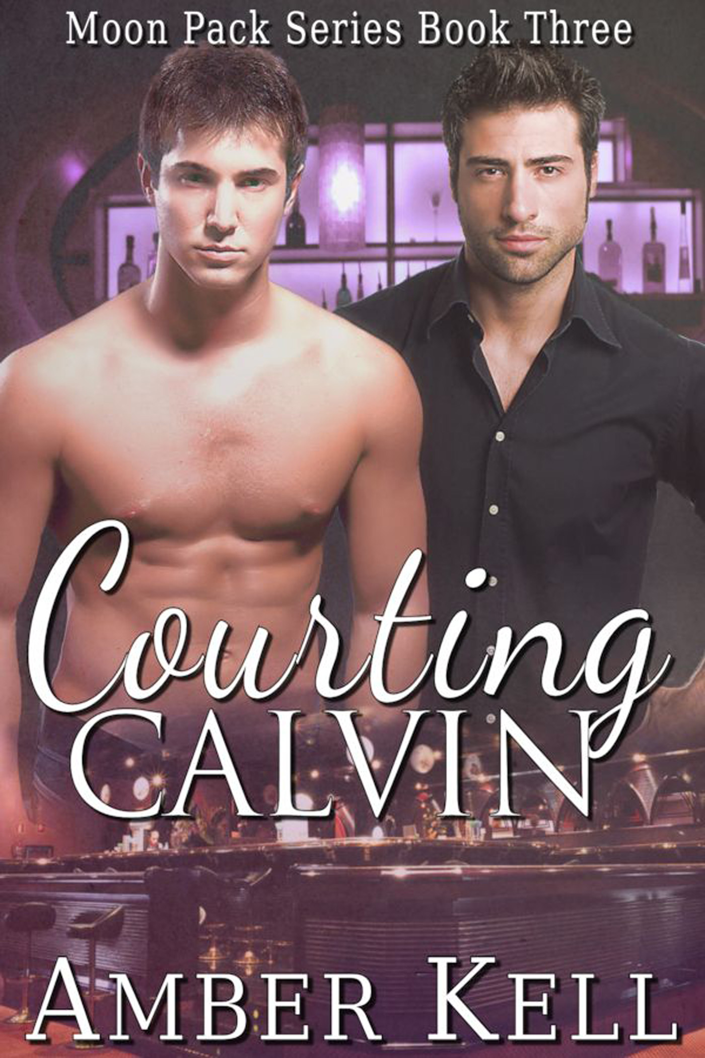 Amber Kell - Courting Calvin