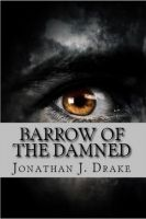 Cover for 'The Barrow of the Damned'