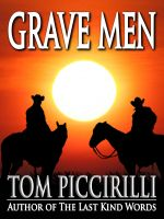 Cover for 'Grave Men'