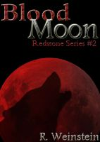 Cover for 'Blood Moon (Redstone Series #2)'