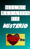 Cover for 'Microrelatos de misterio'