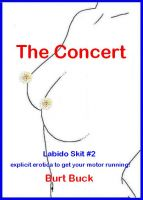 Cover for 'The Concert'