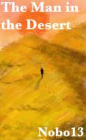 Cover for 'The Man in the Desert'