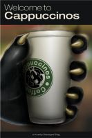 Cover for 'Welcome to Cappuccinos!'
