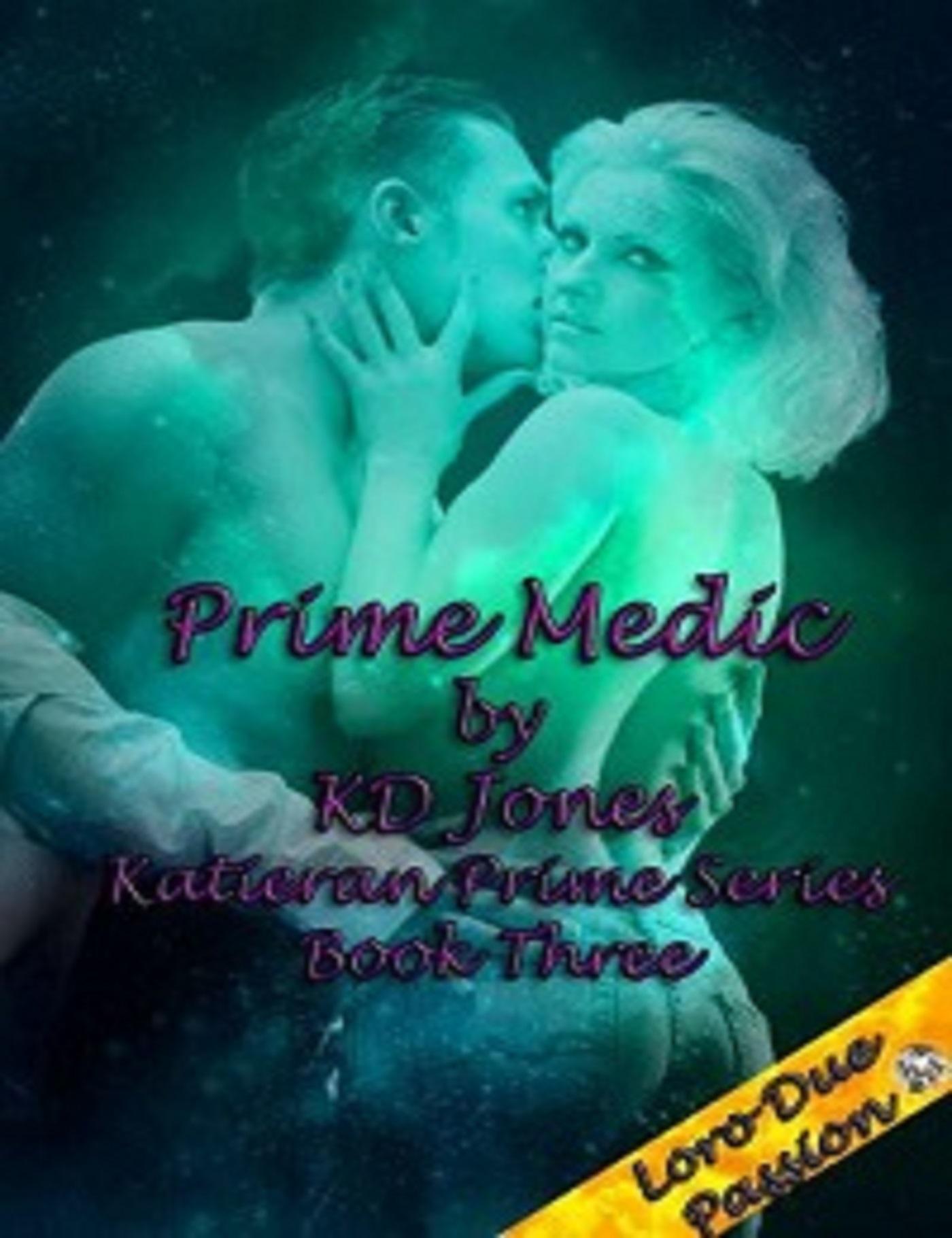 K.D. Jones - Prime Medic