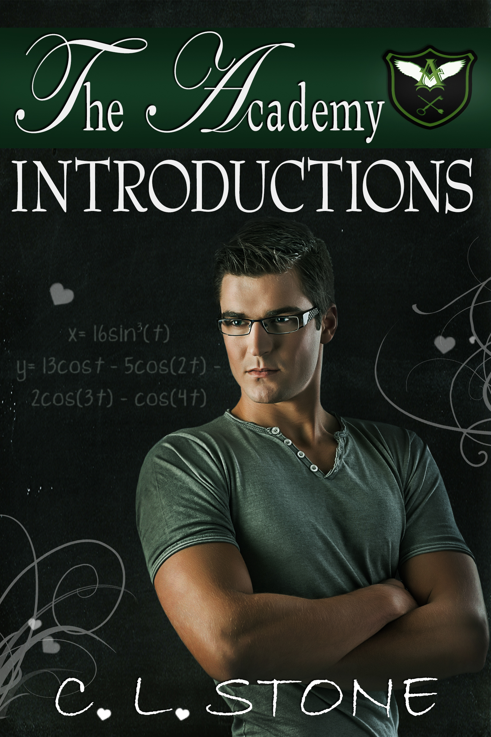 C. L. Stone - The Academy - Introductions (Year One, Book One)