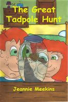 Cover for 'The Great Tadpole Hunt'