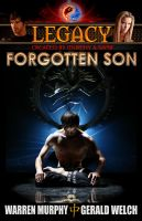 Cover for 'Legacy, Book 1: Forgotten Son'