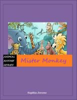 Cover for 'Mister Monkey'