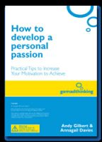 Cover for 'How to develop a personal passion'