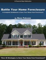 Cover for 'Battle Your Home Foreclosure'