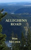 Cover for 'Allegheny Road'