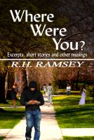 Cover for 'Where were you?'