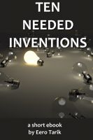Cover for 'Ten Needed Inventions'