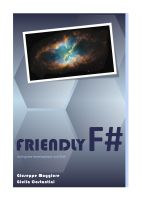 Cover for 'FRIENDLY F# with game development and XNA'