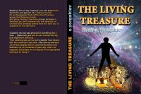 Cover for 'The Living Treasure'