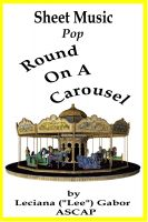 Cover for 'Sheet Music Round On A Carousel'