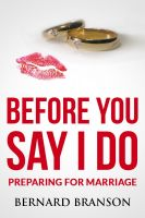 Cover for 'Before You Say I Do: Preparing For Marriage'