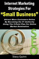 Cover for 'Internet Marketing Strategies Small Business'