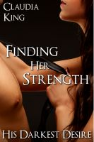 Cover for 'Finding Her Strength: His Darkest Desire, Part 8 (BDSM Erotic Romance)'