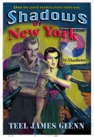 Cover for 'Shadows of New York: The Mysterious Adventures of Dr. Shadows'