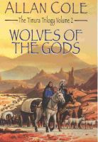 Cover for 'Wolves Of The Gods'