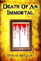 Death of an Immortal cover
