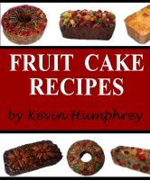 Cover for 'Fruit Cake Recipes'