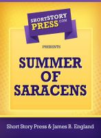 Cover for 'Summer of Saracens'