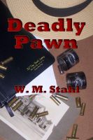 Cover for 'Deadly Pawn'