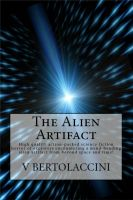 Cover for 'The Alien Artifact'